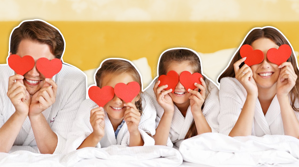 5 Last-Minute Valentine's Day Date Ideas For The Whole Family!