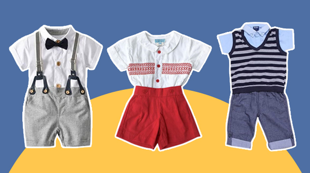 Christening Outfits For Your Baby Boy Starting At P429