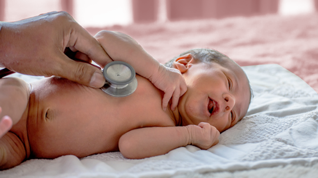 7 Questions Parents Need To Ask The Pediatrician At Their Baby's First Well-Baby Visit