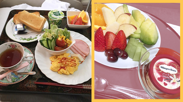 These Photos Of Hospital Food For Preggos In Japan Will Make You Want To Live There