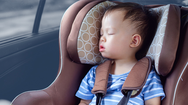 It Is NOT The Car Ride That Helps Your Baby Sleep, Says Car Company