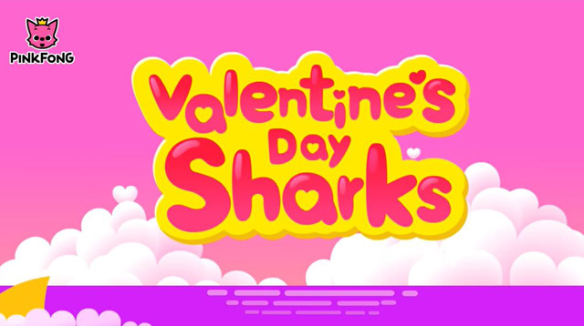 The Famous 'Baby Shark' Song Has A Valentine's Day Version Too