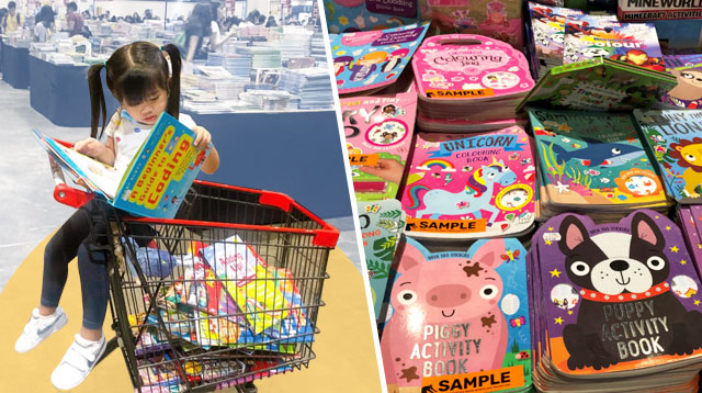 Get Activity Books And Learning Materials For As Low As P60 At This 24-Hour Book Sale