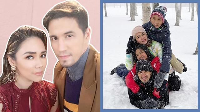 Danica Sotto And Marc Pingris List 'Respect' As Key Ingredient To A Successful Marriage