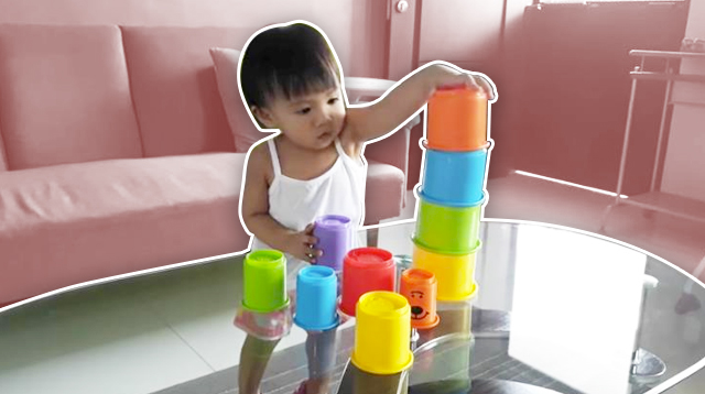 Does Baby Love Stacking Cups? These Toys Are Actually Good For Brain Building