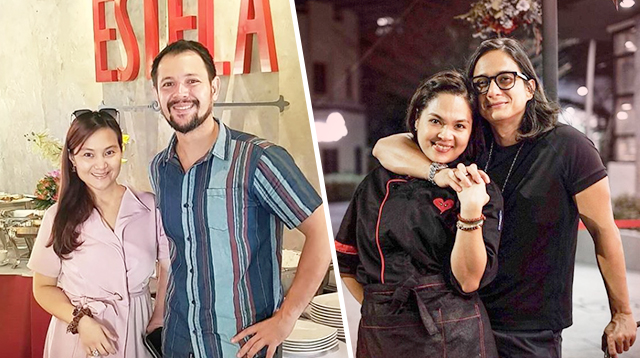 Juday at Ryan Agoncillo, Gladys at Christopher Roxas, Tagumpay Sa Mga Food Business Nila