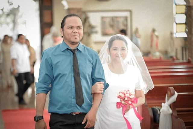 P25,000 Ang Ginastos Ng Mag-Asawang Ito Para Sa Kanilang Simpleng Church Wedding