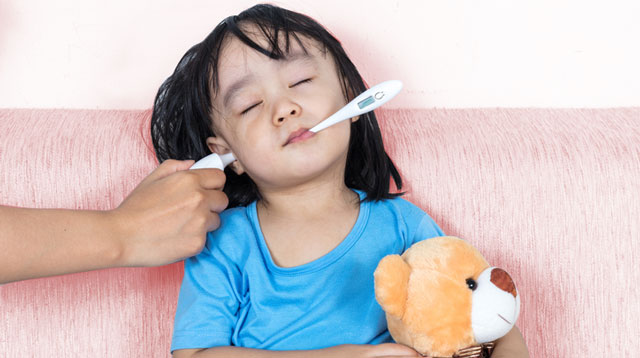 7 Of The Most Common Childhood Diseases: Know How To Prevent And Treat Them
