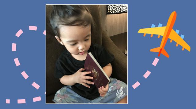 6 Paraan Para Ihanda Si Baby Para Sa Kanyang Unang Flight