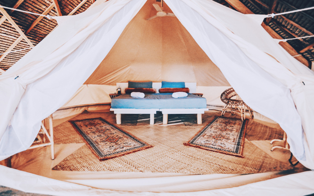 Couple's Retreat Or Family Vacay? Live The Island Life in Siargao's Newest Glamping Resort