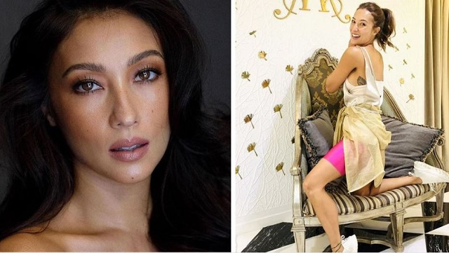 Solenn Heussaff Shows Cesarean Scar Almost 2 Months After Giving Birth