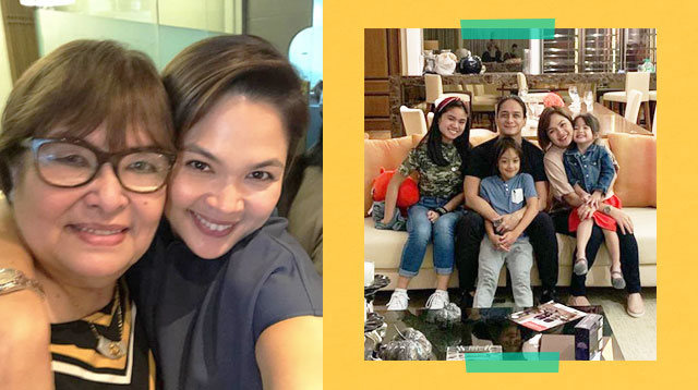 Judy Ann Santos On Mommy Carol: We Support Each Other Till The End