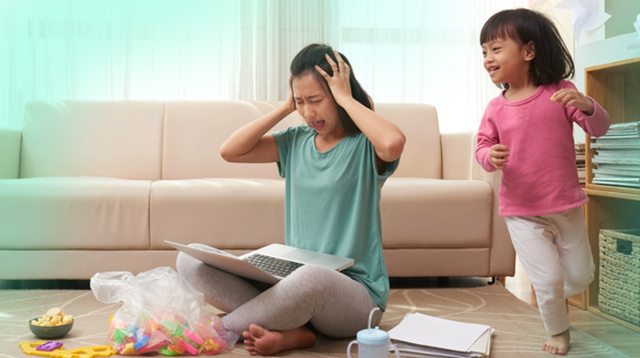4 Signs of Parental Burnout and How to Deal With Them