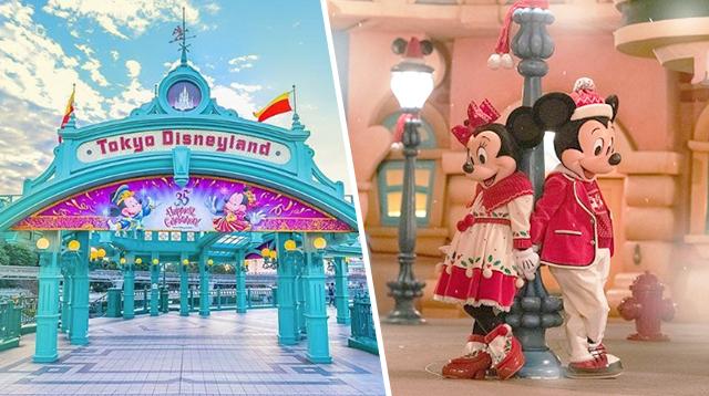 Tokyo Disneyland And DisneySea Shut Down Over Coronavirus Scare