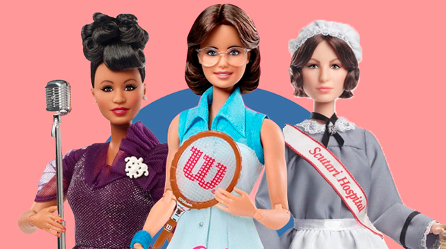 Florence Nightingale, Ella Fitzgerald Are Barbie's Newest 'Inspiring' Dolls