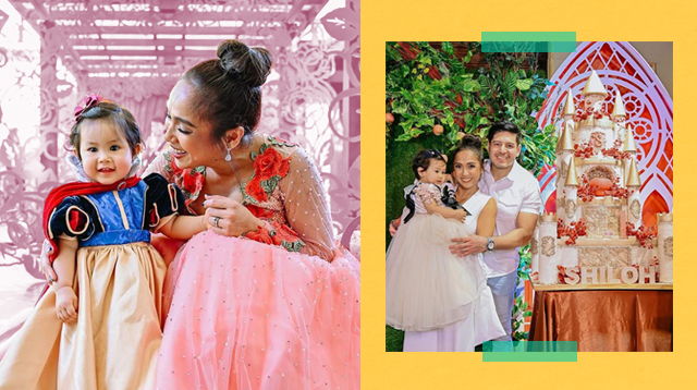 Rochelle Pangilinan And Arthur Solinap Throw A Lavish Party For Shiloh's 1st Birthday!
