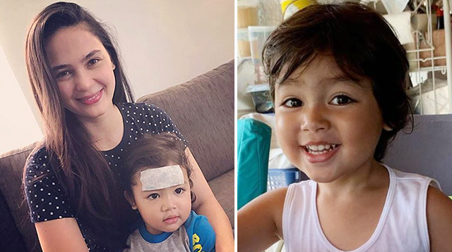 Bunsong Anak Ni Kristine Hermosa, Ubod Ng Lambing Sa Ina