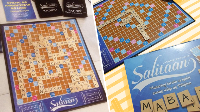 This 'Tagalog Scrabble' May Help Improve Your Child's Filipino Vocabulary