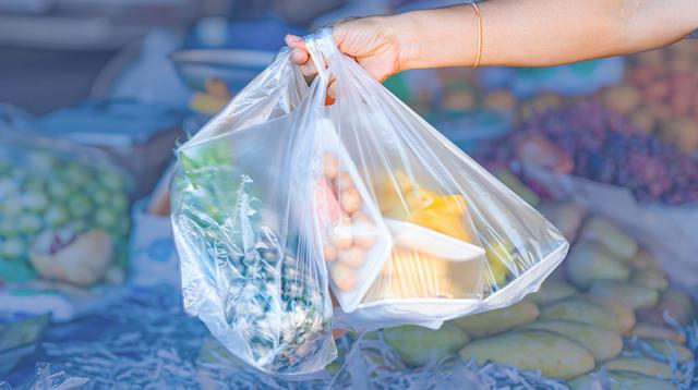Wais Folding Trick Para Ma-Reuse Pa Ang Plastic Bags!