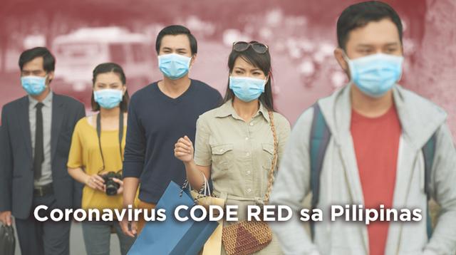 Coronavirus Code Red Ng DOH: Ano Ang Ibig Sabihin Nito?