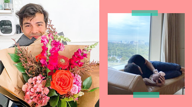New Photos Reveal Erwan Heussaff Is Such A Girl Dad!