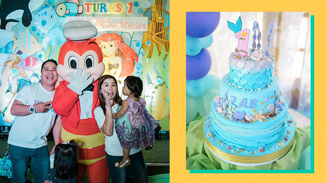 Listahan Ng Online Suppliers: Mermaid At Under-The-Sea-Inspired First Birthday Party