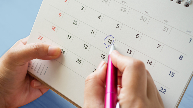 Baby-making Talk With The Hubby: Explaining How Ovulation Calendars Work