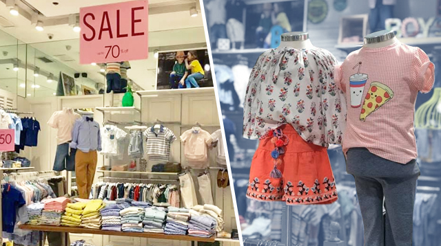 Get Up To 30% Off On Summer-Perfect OOTDs For Your Kiddos At This Sale!