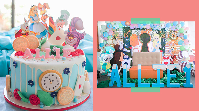 Alice In Wonderland Party Theme: Isang Magical Celebration Para Kay Baby