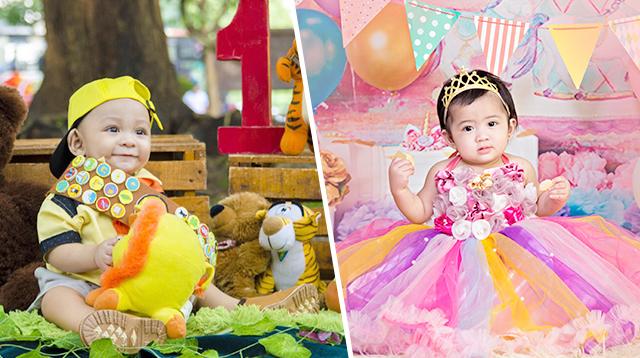 Part 1: Cute Pre-Birthday Photoshoot Ideas Na Pwedeng Gawin Sa Bahay