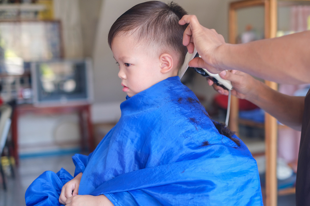 Bunot Ba Lagi Ang Gupit Ni Baby? 8 Pambatang Hairstyle Ideas For Boys