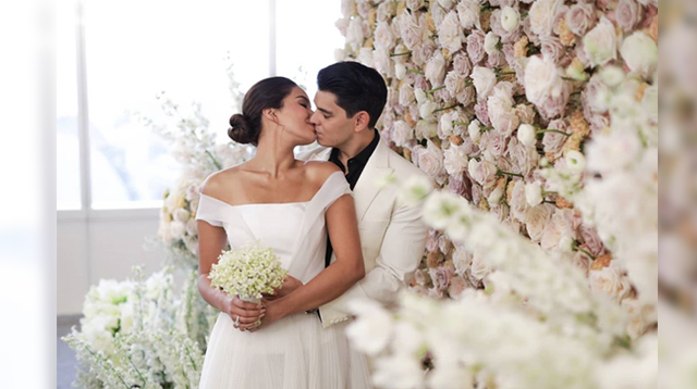 Richard Gutierrez And Sarah Lahbati Tie The Knot In Surprise Ceremony!