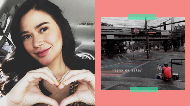 Bela Padilla Raises More Than P1 Million For Street Vendors In 2 Days