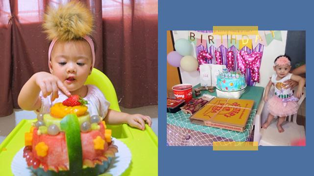 Happy Birthday, Anak! Pasensiya Na, Dito Muna Tayo Sa Bahay