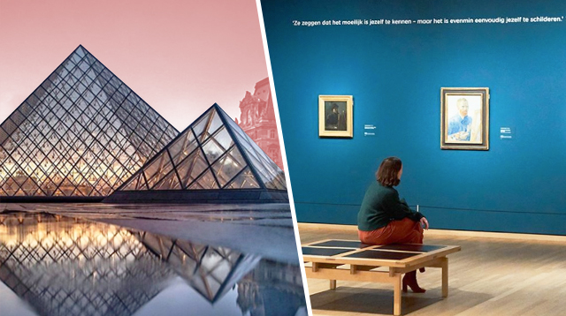 Go Inside These 7 Famous Museums With Your Kids Without Leaving The House!