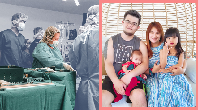 A Nurse And A Mom's Sacrifice During A Pandemic: 'I Have To Keep My Babies Away From Me'