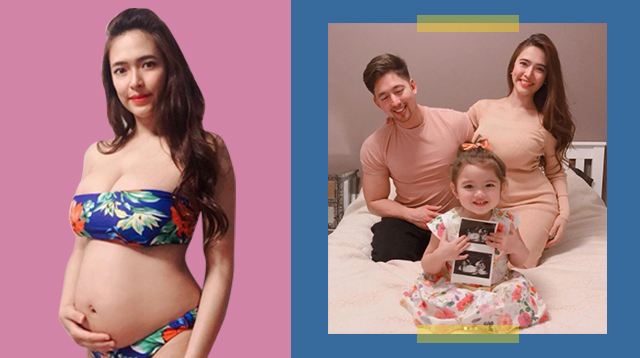 Valerie 'Bangs' Garcia Compares Baby Bumps, Says It's Firmer During First Pregnancy