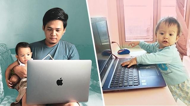 Funny Work-From-Home Stories! Itong Bago Kong Officemate Miya't-Miyang Nagpapapalit Ng Diaper