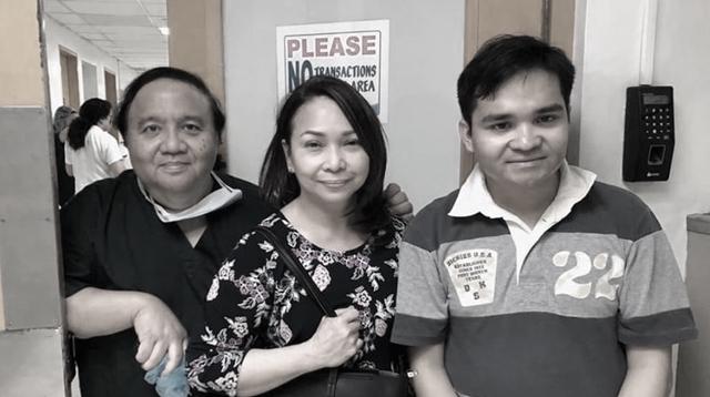 Doktor Na Namatay Sa COVID-19, Anak Na May Autism Ang Huling Inihabilin