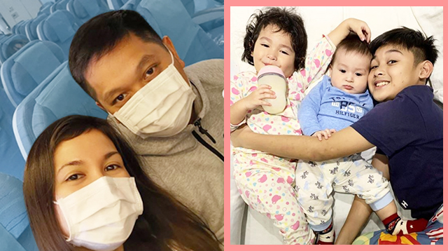 Camille Prats Misses Her Kids, Still In Self-Quarantine After Arriving From The U.S.