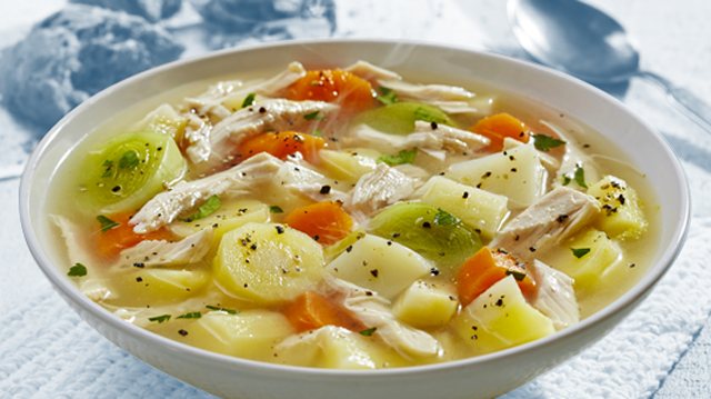 Feeling Stressed? Be Comforted With These Delicious Chicken Soup Recipes