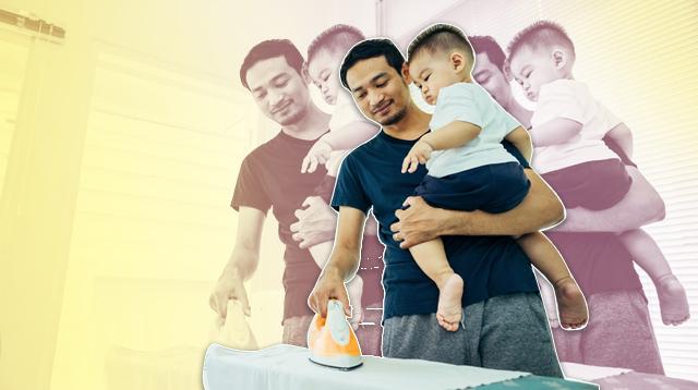 Moms On Dads During Quarantine: 'Maaasahan Rin Pala Sa Bahay Kahit Hindi Inuutusan'