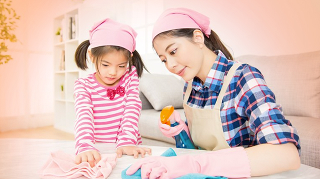 Keep Your Child Busy And Learning: 7 Practical Skills To Teach Her During The Quarantine