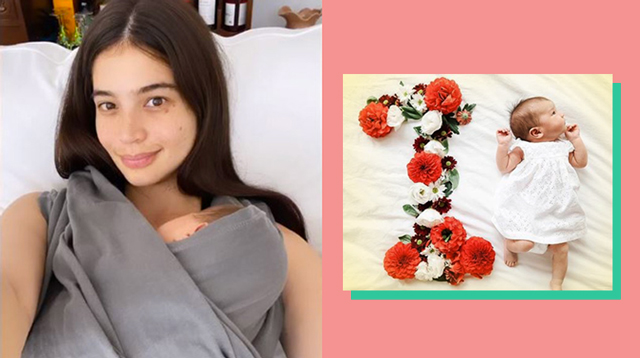 LOOK: First Photo Of Dahlia Amelie Shows She Looks Exactly Like Mom Anne Curtis