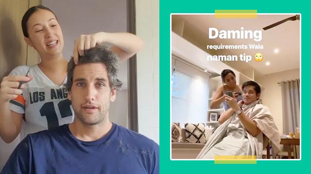 Gugupitan Si Mister Habang Quarantine? Paano Gawin Ito Ayon Sa Sikat Na Hairstylist