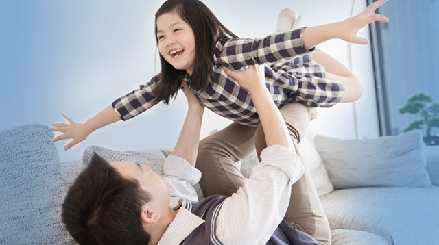 Calm Down, Mom: Let The Kids Play Rough With Dad (It's Good For Them!)