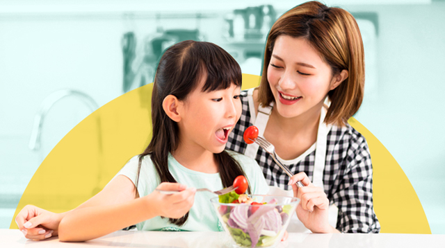 This Trick To Get A Child To Eat More Fruits And Veggies Made Us Go 'It's That Simple?