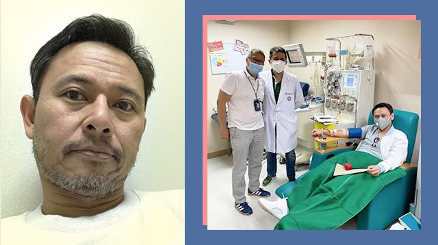 Senator Angara Nag-Donate Agad Ng Plasma Sa COVID-19 Patients: It Could Save Lives