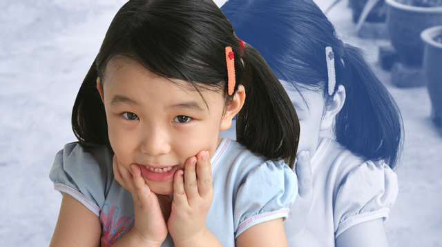 Lagi Na Lang Nagkakamot Ng Mukha! How To Get Your Child To Stop Touching Her Face