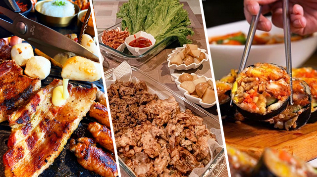 15 Korean Restaurants That Deliver Frozen or Grilled Meats, Other Korean Food Favorites
